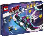 Lego Movies 70849 Zdivočelá Mela a její stíhačka