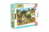 Puzzle farma domácí 640x90cm 208ks v krabici 28x24x9cm