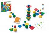 Věže společenská hra v krabici 24,5x25x6cm