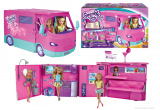 Karavan Sparkle Girlz obytný pro panenky typu Barbie Alltoys