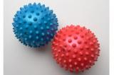 Masážní míček 9cm guma v sáčku