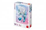 Puzzle Lapač snů 500 XL relax 47x66cm v krabici 32x23x7cm