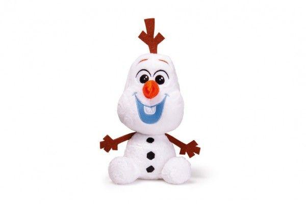 Sněhulák Olaf plyš 20cm Ledové království II/Frozen II 0m+ Dino