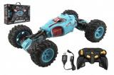 Auto RC Formule 1 plast 42x23cm dálkové ovládání na baterie 2xAA na USB v krabici 47x31x12cm