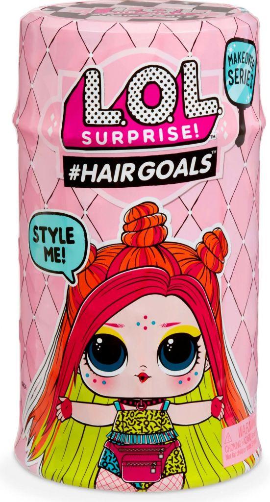 L.O.L. Surprise HairGoals Panenka série 2 MGA