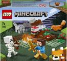 Lego Minecraft Dobrodružství v tajze