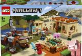 Lego Minecraft Útok Illagerů