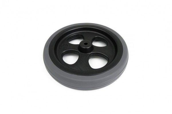 ND FUNNY WHEELS kolo + 2 podložky s šedou gumovou pneumatikou Teddies