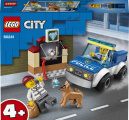 Lego City 60241 Jednotka s policejním psem