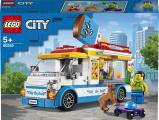 Lego City 60263 Zmrzlinářské auto