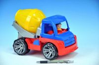 Auto Truxx domíchávač plast 29cm od 24 měsíců