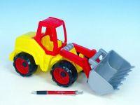 Auto Truxx nakladač plast 37cm od 24 měsíců