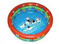 Bazén Krtek nafukovací 122x20cm v krabici 1-3 roky Wiky