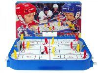 Hokej společenská hra Chemoplast v krabici 53x30,5x7cm