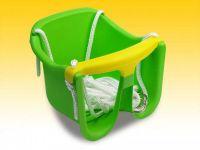 Houpačka Baby plast 30x23x28cm asst 4 barvy Chemoplast