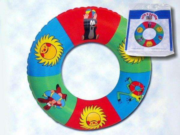 Kruh Krtek nafukovací 61cm v sáčku Wiky