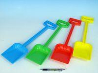 Lopata plast 44cm asst 4 barvy nářadí Chemoplast