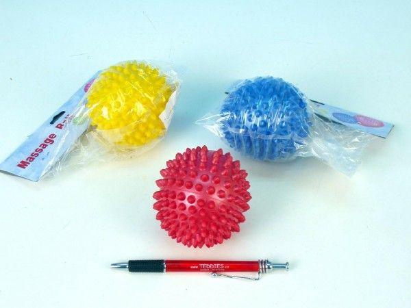 Masážní míč 7cm v sáčku UNISON