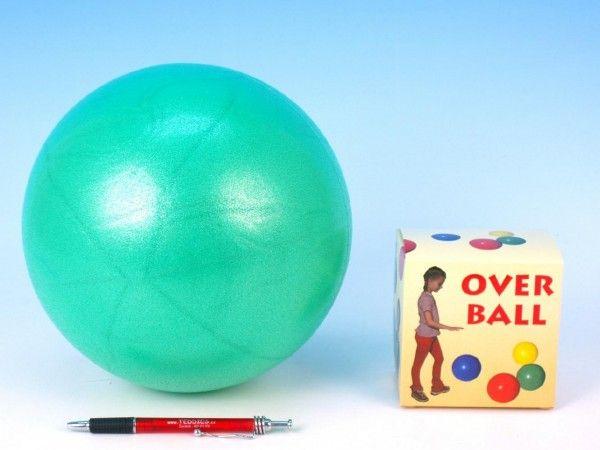 Míč Overball rehabilitační 26cm v krabici UNISON