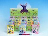 Minipexeso Krtek společenská hra v papírové krabičce 40 ks v boxu