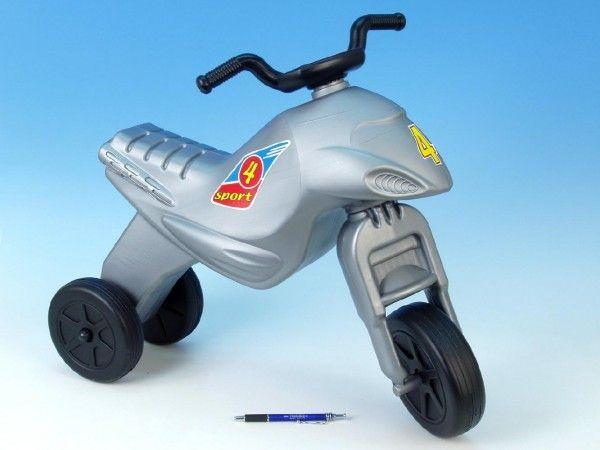 Odrážedlo Superbike 4 maxi plast výška sedadla 33cm nosnost do 25kg asst od 3 let Teddies