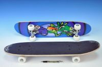 Skateboard dřevo 61x8x15cm