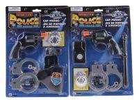 Policejní set s doplňky