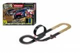 Autodráha Carrera GO!!! 62490 Super Rally 4,9m + 2 auta v krabici 58x40x10cm
