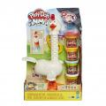 Play-Doh kvokající kuře s peřím