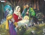 Puzzle Bible - Narození Ježíše 33 dílků