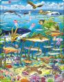 Puzzle Zvířata v moři 60 dílků