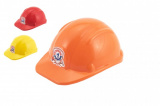 Helma/Přilba pracovní plast 23cm 3 barvy 24m+
