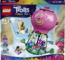 Lego Trolls Trollové a let balónem