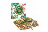 Houbaření s Rodinou Trefliků  společenská hra v krabici 26x26x4 cm