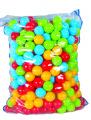 Plastové míčky 6 cm - 500 ks