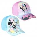 Kšiltovka Disney Minney růžová/modrá