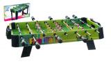 Kopaná/Fotbal společenská hra 71x36cm dřevo kovová táhla bez počítadla v krabici 67x7x36cm