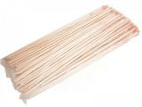Hůlka k lampionu dřevo 60cm karneval Wiky