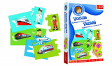 Malý objevitel Vozidla společenská naučná hra v krabici 28,7x19,2x3,9cm Trefl