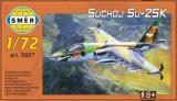 Model Suchoj Su-25K 21x20cm v krabici 25x14x4,5cm Směr