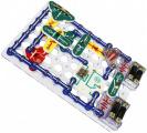 Stavebnice Boffin 750 elektronická 750 projektů na baterie 80ks v krabici Conquest