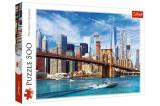 Puzzle Výhled na New York 500 dílků 48x34cm v krabici 40x26,5x4,5cm