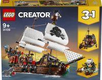 Lego Creator Pirátská loď