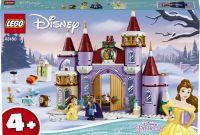Lego Disney 43180 Princess Bella a zimní oslava na zámku