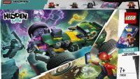 Lego Hiden Side Nadpřirozený závoďák