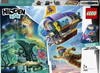 Lego Hiden Side 70443 Ponorka J.B.