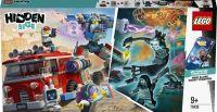 Lego Hiden Side Přízračný hasičský vůz 3000