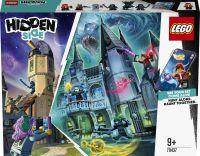 Lego Hiden Side Tajemný hrad