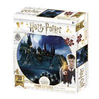 Puzzle 3D Harry Potter Hogwarts 500 dílků