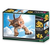 Puzzle 3D Jiskra 48 dílků